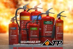 Tienda de extintores en CDMX