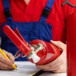 mantenimiento de sistemas contra incendio CDMX