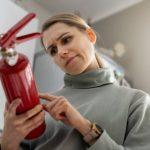 Mantenimiento de extintores en CDMX